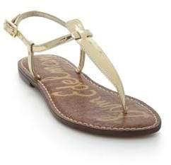 Sam Edelman Gigi Leather Thong Sandals