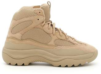 Yeezy Thick Suede Desert Boots