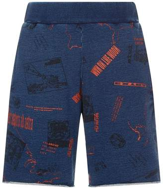 Billionaire Boys Club Headline Sweat Shorts