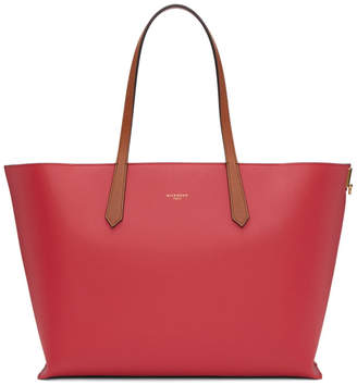 Givenchy Pink GV Shopper Tote