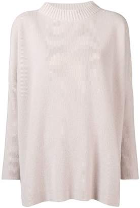 Lorena Antoniazzi ribbed knit sweater