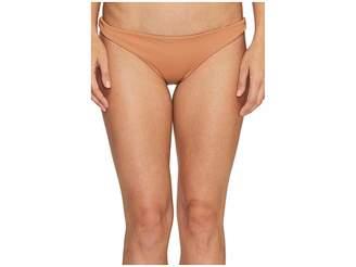 O'Neill Malibu Solids Classic Cheeky Bottoms Women's Swimwear