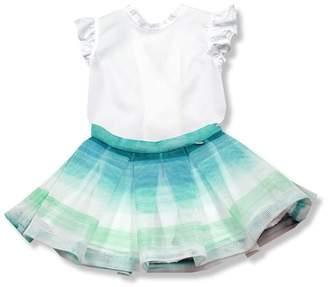 d8add3b08ec09 Plain Blue Dress Girls - ShopStyle Canada
