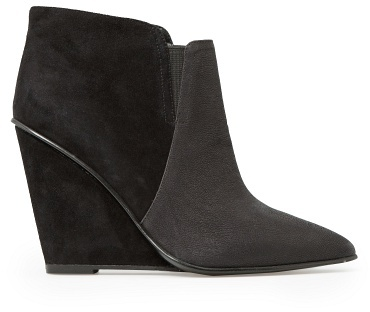 MANGO Touch - Leather And Suede Ankle Boots