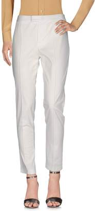 SILK AND SOIE Casual pants - Item 36946522CF