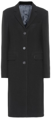 Acne Studios Wool-blend coat