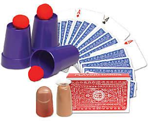Alex Brands Ideal 40-Trick Magic Show Kit