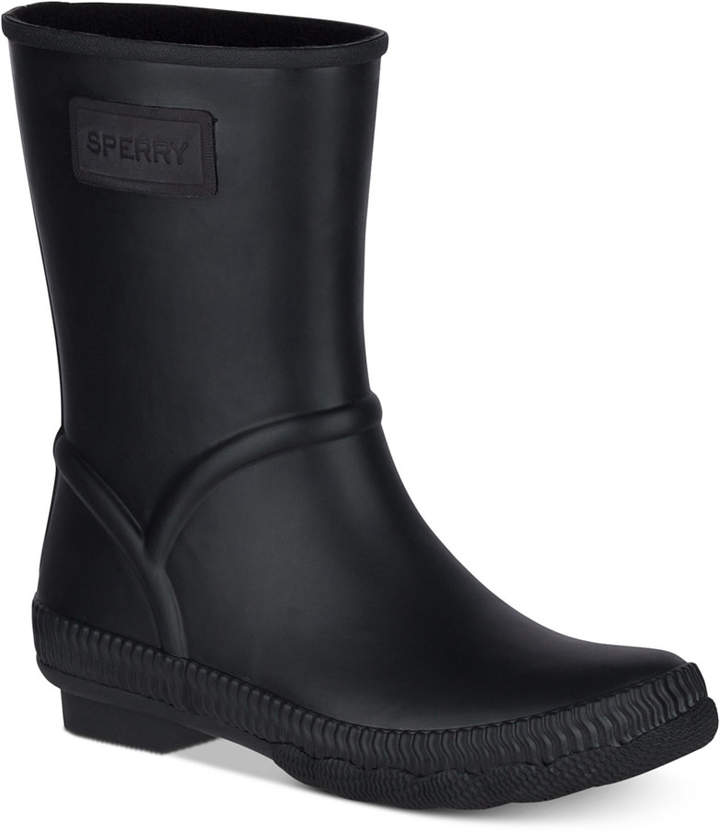 Sperry Women's Saltwater Current Rain Boots Women's Shoes