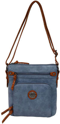 John S Bay Textured Convertible Crossbody Bag