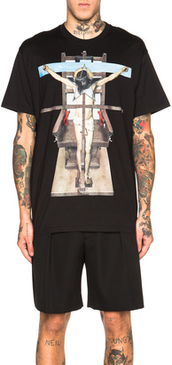 Givenchy Crucifixion Tee $575 thestylecure.com