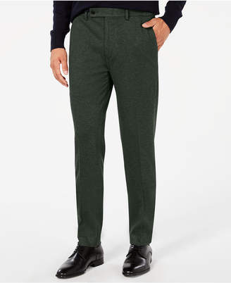 Calvin Klein Men X-Fit Skinny Comfort Stretch Knit Dress Pants