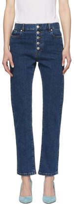Joseph Blue Denim Den Jeans