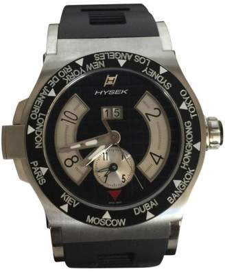 Jorg Hysek Abyss Dual Time Automatic 44mm Watch