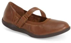 SoftWalk R) 'Hollis' Mary Jane Flat