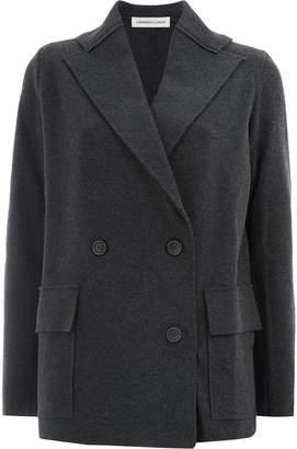 Lamberto Losani double breasted blazer
