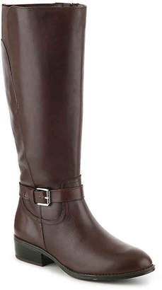 Lauren Ralph Lauren Makenzie Wide Calf Riding Boot - Women's