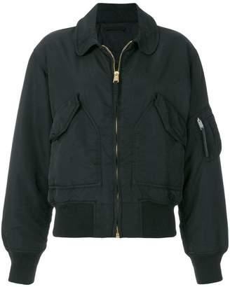 Alyx cropped bomber jacket