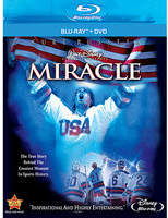 Disney Miracle - Blu-Ray 2-Disc Combo Pack
