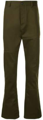 Lanvin straight-leg trousers