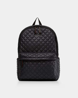 MZ Wallace Cranberry Lacquer Metro Backpack