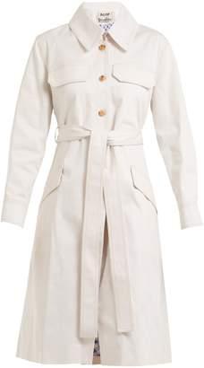 Acne Studios Olesia woven trench coat