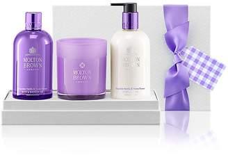 Molton Brown Women's Exquisite Vanilla & Violet Flower Body & Home Gift Set