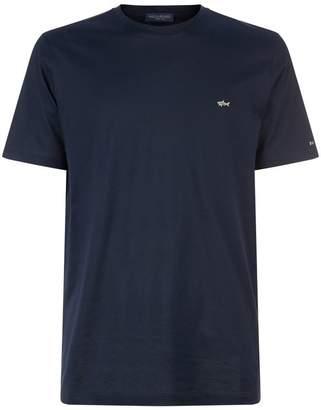 Paul & Shark Logo Plaque T-Shirt