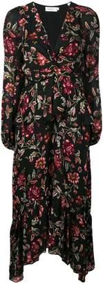 A.L.C. floral layered dress