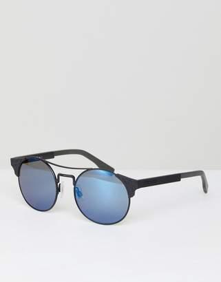 BOSS ORANGE Round Sunglasses