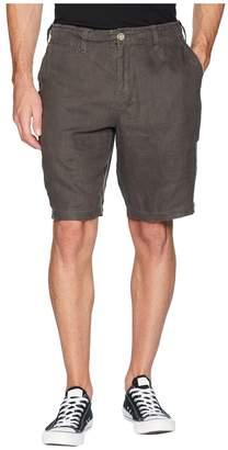 True Grit Sunset Linen Drawstring Chino Shorts Men's Shorts