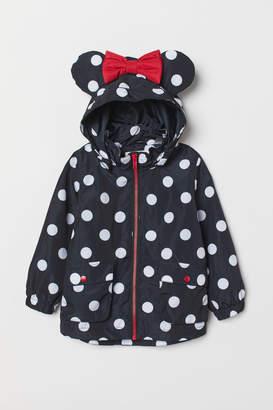 H&M Hooded Jacket - Black