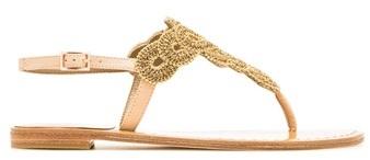 Stuart Weitzman The Sugarbaby Sandal