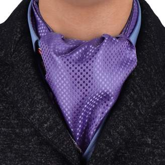 ERA7B01C Working Day Pretty Gift Silk Ascot Patterned Best Wedding Gift Giving Mens Cravat Buy For Wedding By Epoint