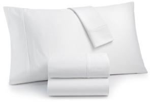 Charter Club Sleep Luxe Dobby Dot 4-Pc California King Extra Deep Sheet Set, 700 Thread Count 100% Egyptian Cotton, Created for Macy's Bedding