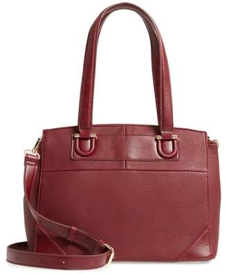 Sole Society Sterling Faux Leather Satchel