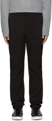 Attachment Black Slim Trousers