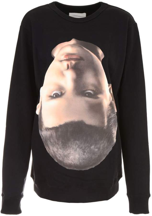 Baby Face Sweatshirt