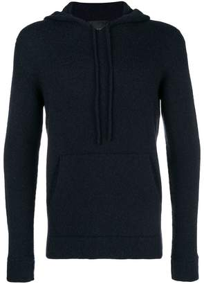 Roberto Collina hooded jumper