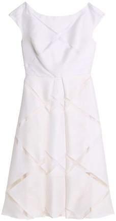Fil Coupé Cotton And Silk-Blend Dress