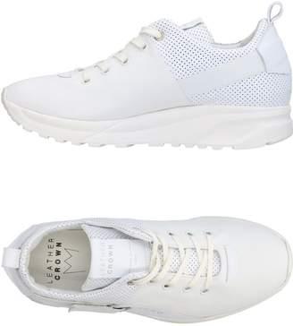 Leather Crown Low-tops & sneakers - Item 11436517