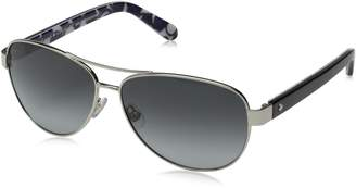 Kate Spade Women's Dalia 2 Aviator Sunglasses