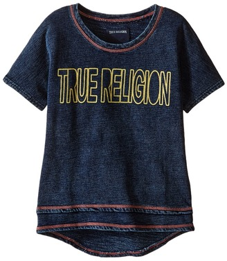 True Religion Kids Layered Dolman Tee Shirt (Toddler/Little Kids) $49 thestylecure.com