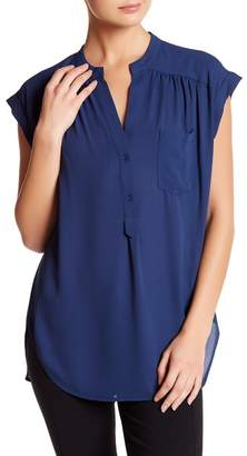 Pleione Short Sleeve Kim Blouse