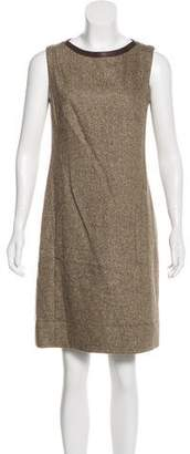Akris Punto Sleeveless Knee-Length