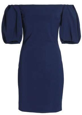 Cushnie et Ochs Silvia Off-The-Shoulder Cady Mini Dress