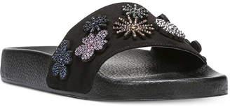 Carlos by Carlos Santana Cece Pool Slide Sandals Women's Shoes $59 thestylecure.com
