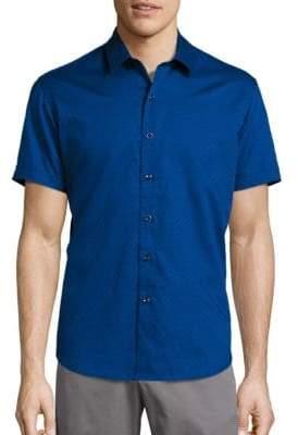 Robert Graham Vertigo Cotton Shirt