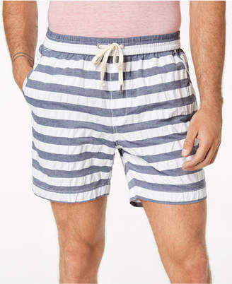 Club Room Men's Stretch Drawstring Shorts, Created for Macy's