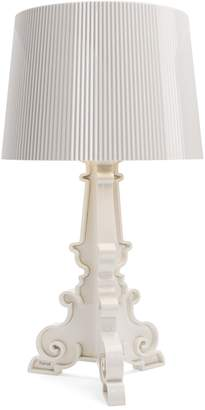 Kartell Bourgie Lamp White & Gold