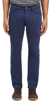 Mavi Jeans Zach Straight Fit Twill Pants